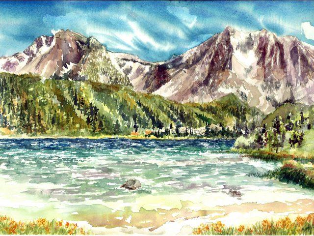 June Lake 2012